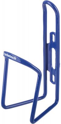 Флягодержатель CyclotechФлягодержатель для велосипеда. Особенности модели материал: алюминий; надежная фиксация фляги; крепится на раму велосипеда.<br>Вид спорта: Велоспорт; Материалы: Алюминий; Производитель: Cyclotech; Артикул производителя: CBH-1B.; Страна производства: Китай; Размер RU: Без размера;