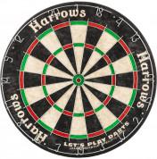 Набор (мишень, 6 дротиков) Harrows