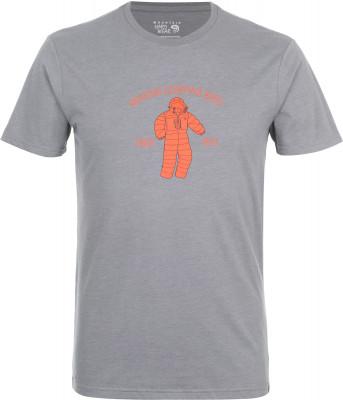 Футболка мужская Mountain Hardwear Wearable Sleeping BagУдобная и приятная на ощупь футболка от mhv - отличный выбор для походов и активного отдыха. Свобода движений прямой крой позволяет двигаться свободно и естественно.<br>Пол: Мужской; Возраст: Взрослые; Вид спорта: Походы; Защита от УФ: Нет; Покрой: Прямой; Плоские швы: Нет; Светоотражающие элементы: Нет; Дополнительная вентиляция: Нет; Длина по спинке: 71 см; Материалы: 60 % хлопок, 40 % полиэстер; Производитель: Mountain Hardwear; Артикул производителя: 1764361074XXL; Страна производства: Шри-Ланка; Размер RU: 56;