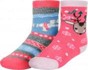 Носки для девочек Columbia, 2 пары