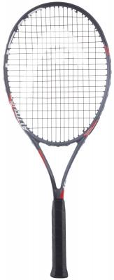 Ракетка для большого тенниса Head MX Attitude ProРакетка для начинающих игроков, которые хотят повысить свой уровень. Маневренность небольшой вес делает ракетку маневренной.<br>Вес (без струны), грамм: 270; Размер головы: 645 кв.см; Длина: 27; Баланс: 330 мм; Материалы: Графитовый композит; Наличие струны: В комплекте; Наличие чехла: В комплекте; Вид спорта: Большой теннис; Технологии: Metallix; Производитель: Head; Артикул производителя: 232637; Срок гарантии: 2 года; Страна производства: Китай; Размер RU: 4;