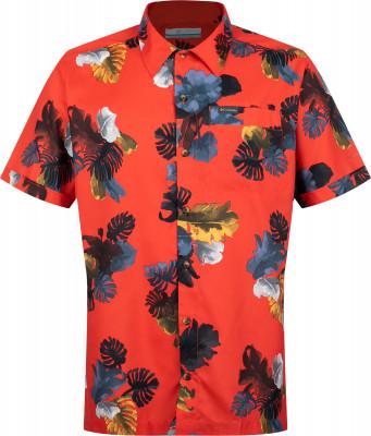 Рубашка с коротким рукавом мужская Columbia Outdoor Elements, размер 54
