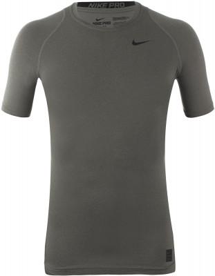 Футболка мужская Nike Pro Cool CompressionМужская футболка nike pro cool compression станет удачным выбором для тренировок.<br>Пол: Мужской; Возраст: Взрослые; Вид спорта: Тренинг; Покрой: Зауженный; Плоские швы: Да; Материалы: 92 % полиэстер, 8 % эластан; Технологии: Nike Dri-FIT Cool; Производитель: Nike; Артикул производителя: 703094-091; Страна производства: Шри-Ланка; Размер RU: 48;