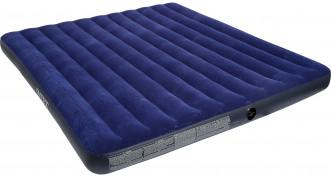Матрас надувной Intex Classic Downy Bed King