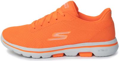 Кроссовки женские Skechers Go Walk 5 Lucky, размер 38,5