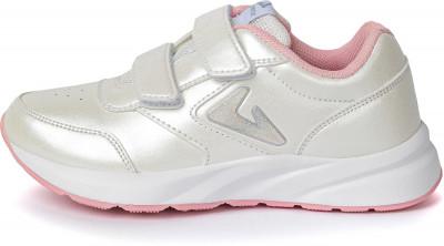 Кроссовки для девочек Demix Sport PU, размер 34
