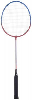 Ракетка для бадминтона TorneoЛюбительская ракетка станет отличным выбором для дружеских игр и отдыха на свежем воздухе. Модель подойдет новичкам. Прочность модель изготовлена из закаленной стали.<br>Материал стержня: Сталь; Материал головы: Сталь; Вес (без струны), грамм: 120; Гибкость: Низкая; Баланс: 310 мм; Длина: 66 см; Производитель: Torneo; Артикул производителя: ST-110014; Срок гарантии: 2 года; Страна производства: Китай; Вид спорта: Бадминтон; Уровень подготовки: Начинающий; Наличие струны: В комплекте; Наличие чехла: Опционально; Размер RU: Без размера;