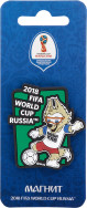 Магнит 2018 FIFA World Cup Russia™ Забивака
