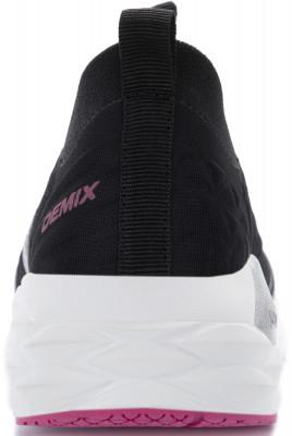 Фото 3 - Кроссовки женские Demix Impulse, размер 38 черного цвета