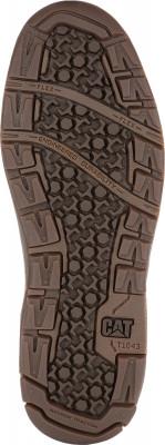 Фото 7 - Ботинки мужские Caterpillar Creedence, размер 41 коричневого цвета
