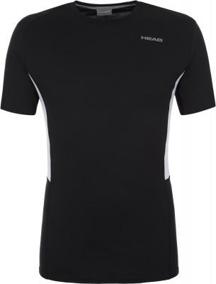 Футболка мужская Head Club Tech, размер 46Футболки<br>Удобная футболка от head предназначена для занятий теннисом.