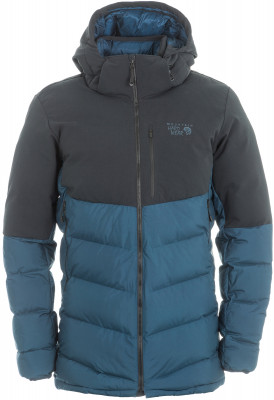 Куртка утепленная мужская Mountain Hardwear Thermist CoatУдобная и теплая куртка для походов mountain hardwear thermist coat. Сохранение тепла синтетический пух thermic aero отлично защищает от холода.<br>Пол: Мужской; Возраст: Взрослые; Вид спорта: Походы; Вес утеплителя: 100 г/м2; Температурный режим: До -10; Покрой: Прямой; Дополнительная вентиляция: Нет; Проклеенные швы: Нет; Длина куртки: Длинная; Капюшон: Отстегивается; Мех: Отсутствует; Количество карманов: 4; Длина по спинке: 81 см; Водонепроницаемые молнии: Нет; Материал верха: 100 % полиэстер; Материал подкладки: 100 % нейлон; Материал утеплителя: 100 % полиэстер; Производитель: Mountain Hardwear; Артикул производителя: 1677351474L; Страна производства: Китай; Размер RU: 52;
