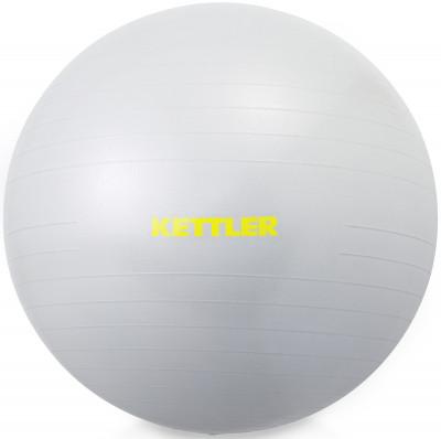 Мяч гимнастический Kettler, 65 смГимнастический мяч идеально подходит для физиотерапии, различных упражнений для пресса и спины.<br>Тренируемые группы мышц: Спина, пресс; Максимальный вес пользователя: 120 кг; Диаметр: 65 см; Состав: поливинилхлорид, резина; Вид спорта: Фитнес; Производитель: Kettler; Артикул производителя: 7373-400; Срок гарантии: 2 года; Страна производства: Китай; Размер RU: Без размера;