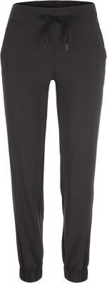 Брюки женские The North Face Rise & Align, размер 46Брюки <br>Женские брюки от the north face станут отличным выбором для летних походов. Отведение влаги технология flashdry обеспечивает эффективное отведение лишней влаги.