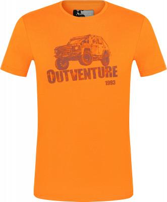 Футболка мужская Outventure, размер 50
