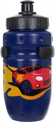 Фляжка велосипедная детская SternДетская питьевая фляга с держателем. Особенности модели: крепится на руль; выполнена из пищевого пластика; объем: 350 мл.<br>Объем: 350 мл; Вид спорта: Велоспорт; Материалы: Полиэтилен высокого давления, полипропилен; Производитель: Stern; Артикул производителя: CBS-1B-S18; Страна производства: Тайвань; Размер RU: Без размера;