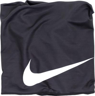Шарф мужской NikeШарф nike для занятий бегом в прохладную погоду.<br>Пол: Мужской; Возраст: Взрослые; Вид спорта: Бег; Производитель: Nike ABM; Артикул производителя: N.WA.67-058; Страна производства: Китай; Материал верха: 98 % полиэстер, 2 % спандекс; Размер RU: Без размера;