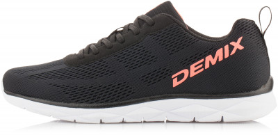 Кроссовки женские Demix Magus, размер 35Кроссовки <br>Удобные и легкие кроссовки для тренировок и разминочного бега легкость легкость достигается за сч т использования л гкой подошвы из эва, а также современных материалов верха