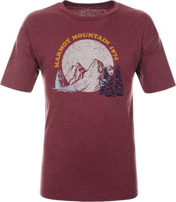 Футболка мужская Marmot, размер 58-60Футболки<br>Мужская футболка boback tee ss от marmot предназначена для походов и активного отдыха на природе. Комфортплоские швы не натирают кожу.