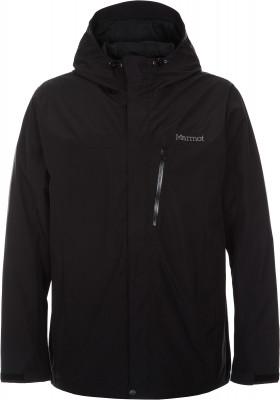 Ветровка мужская Marmot, размер 50-52Куртки <br>Прочная и легкая двухслойная ветровка southridge jacket от marmot - оптимальный вариант для походов и активного отдыха на природе.