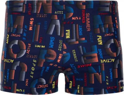 Плавки-шорты мужские Joss, размер 50Плавки, шорты плавательные<br>Мужские плавки-шорты отлично подойдут для тренировок в бассейне. Защита от хлора волокна creora highclo защищают ткань от разрушающего воздействия хлора.