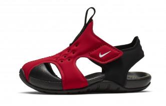 8f99b270 Сандалии для мальчиков Nike Sunray Protect 2 красный/черный цвет ...