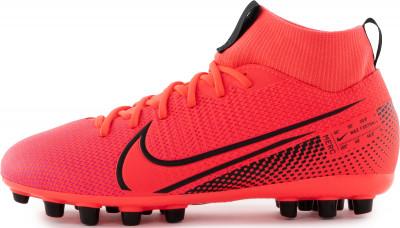 Бутсы для мальчиков Nike Superfly 7 Academy Ag, размер 35.5