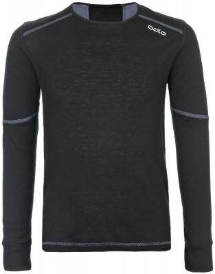 Фото - Термобелье верх для мальчиков Odlo Active Originals X-Warm, размер 152 черного цвета