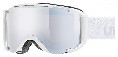 Маска Uvex Snowstrike FMБлагодаря использованию новейших технологий горнолыжная маска uvex snowstrike fm обеспечивает превосходную видимость. Модель рекомендуется для катания в солнечную погоду.<br>Сезон: 2017/2018; Пол: Мужской; Возраст: Взрослые; Вид спорта: Горные лыжи; Погодные условия: Солнце; Защита от УФ: Да; Цвет основной линзы: Серебристый; Поляризация: Нет; Вентиляция: Да; Покрытие анти-фог: Да; Совместимость со шлемом: Да; Сменная линза: Опционально; Материал линзы: Поликарбонат; Материал оправы: Полиуретан; Конструкция линзы: Двойная; Форма линзы: Цилиндрическая; Возможность замены линзы: Есть; Производитель: Uvex; Технологии: 100% UVA- UVB- UVC-PROTECTION, Supravision; Артикул производителя: 0419; Срок гарантии: 2 года; Страна производства: Германия; Размер RU: Без размера;
