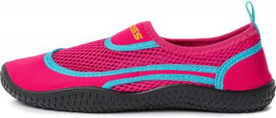 Тапочки коралловые для девочек Joss Aquashoes, размер 29