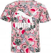 Футболка для девочек Puma Classics Fruit