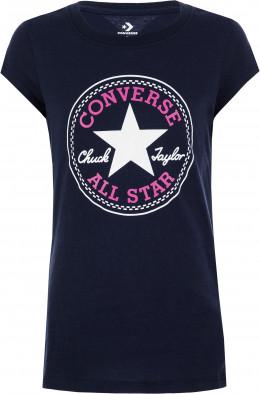 Футболка для девочек Converse Timels Chuck Patch