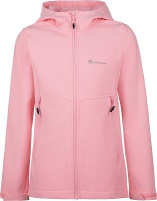 Куртка софтшелл для девочек Outventure, размер 164