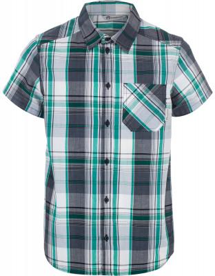 Рубашка для мальчиков OutventureКлассическая рубашка с коротким рукавом подходит для походов. Натуральные материалы ткань на 60 % состоит из хлопка.<br>Пол: Мужской; Возраст: Дети; Вид спорта: Походы; Количество карманов: 1; Застежка: Пуговицы; Материал верха: 60 % хлопок, 40 % полиэстер; Производитель: Outventure; Артикул производителя: S17AO0A314; Страна производства: Индия; Размер RU: 146;