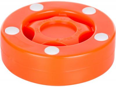 Шайба MadGuyХоккейная шайба для стрит-хоккея mad guy lux имеет оранжевую расцветку, изготовлена из плотного, износостойкого пластика.<br>Материалы: Пластик; Вес, кг: 0,17; Вид спорта: Хоккей; Производитель: MadGuy; Артикул производителя: 4620765159797; Страна производства: Китай; Размер RU: Без размера;