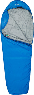 Outventure Trek +10Спальные мешки<br>Туристический спальник-кокон от outventure для отдыха на природе. Комфортный температурный режим от 20 до 10 с.