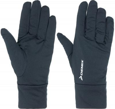 Перчатки DemixПрактичные перчатки от demix, выполненные в спортивном стиле. Мягкий плотный материал хорошо сохраняет тепло, а спандекс в составе ткани обеспечивает удобную посадку.<br>Пол: Мужской; Возраст: Взрослые; Вид спорта: Спортивный стиль; Материал верха: 96 % полиэстер, 4 % спандекс; Производитель: Demix; Артикул производителя: JUCC0192L/; Страна производства: Китай; Размер RU: 7;