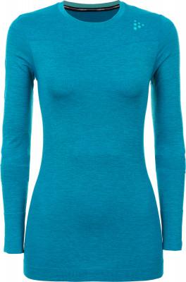 Купить со скидкой Фуфайка женская Craft Fuseknit Comfort, размер 48-50