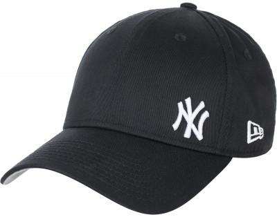 Бейсболка New Era 940 FlawlessРегулируемая бейсболка модели 9forty c расположенным сбоку логотипом команды mlb new york yankees и логотипом new era. Заст жка выполнена из липучки.<br>Пол: Мужской; Возраст: Взрослые; Вид спорта: Спортивный стиль; Материал верха: 65 % полиэстер, 35 % хлопок; Производитель: New Era; Артикул производителя: 11277771BLKo/s; Страна производства: Китай; Размер RU: Без размера;