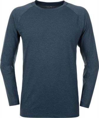 Футболка с длинным рукавом мужская Mountain Hardwear Arch, размер 54Футболки<br>Прочная футболка с длинным рукавом mhw arch из ткани cordura создана для комфорта во время походов и активного отдыха.