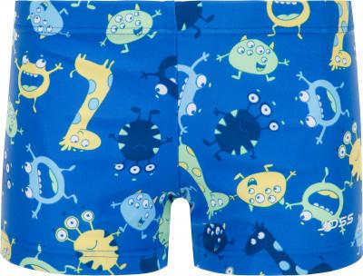 Плавки-шорты для мальчиков Joss, размер 104