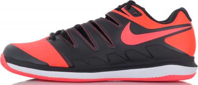 Кроссовки мужские Nike Air Zoom Vapor X ClayМужские теннисные кроссовки nike air zoom vapor x clay созданы для тех, кто стремится к удобству и контролю движений, а также предпочитает грунтовые корты.<br>Пол: Мужской; Возраст: Взрослые; Вид спорта: Теннис; Способ застегивания: Шнуровка; Материал верха: 84 % пластик, 16 % текстиль; Материал подкладки: 100 % текстиль; Материал подошвы: 100 % резина; Технологии: Nike Dynamic Fit, Nike Zoom; Производитель: Nike; Артикул производителя: AA8021-006; Страна производства: Китай; Размер RU: 46,5;