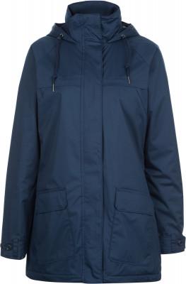 Куртка утепленная женская Columbia Lookout CrestУдлиненная куртка от columbia - это отличный выбор для походов и активного отдыха на природе.<br>Пол: Женский; Возраст: Взрослые; Вид спорта: Походы; Вес утеплителя на м2: 60 г/м2; Наличие мембраны: Да; Наличие чехла: Нет; Возможность упаковки в карман: Нет; Регулируемые манжеты: Да; Длина по спинке: 84 см; Защита от ветра: Нет; Отверстие для большого пальца в манжете: Нет; Покрой: Приталенный; Светоотражающие элементы: Нет; Дополнительная вентиляция: Нет; Проклеенные швы: Да; Длина куртки: Длинная; Наличие карманов: Да; Капюшон: Не отстегивается; Мех: Отсутствует; Количество карманов: 3; Артикулируемые локти: Нет; Застежка: Молния; Технологии: Omni-Tech; Производитель: Columbia; Артикул производителя: 1738211464M; Страна производства: Вьетнам; Материал верха: 100 % полиэстер; Материал подкладки: 100 % нейлон; Материал утеплителя: 100 % полиэстер; Размер RU: 46;