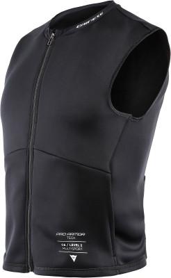 Жилет защитный Dainese Pro-Armor WaistcoatЗащита<br>Новая модель защитного жилета для лыжников и сноубордистов от dainese.