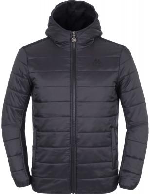 Куртка утепленная мужская KappaКуртка от kappa позволит создать спортивный образ в холодную погоду. Сохранение тепла синтетический утеплитель надежно защищает от холода.<br>Пол: Мужской; Возраст: Взрослые; Вид спорта: Спортивный стиль; Вес утеплителя на м2: 120 г/м2; Вес утеплителя на изделие: 500 г; Гигроскопичность: Да; Наличие чехла: Нет; Возможность упаковки в карман: Нет; Внутренняя манжета: Нет; Длина по спинке: 74 см; Отверстие для большого пальца в манжете: Нет; Покрой: Прямой; Светоотражающие элементы: Нет; Дополнительная вентиляция: Нет; Длина куртки: Средняя; Наличие карманов: Да; Капюшон: Не отстегивается; Количество карманов: 2; Артикулируемые локти: Нет; Застежка: Молния; Производитель: Kappa; Артикул производителя: 03UUS0802X; Страна производства: Китай; Материал верха: 100 % нейлон; Материал подкладки: 100 % нейлон; Материал утеплителя: 100 % полиэстер; Размер RU: 54;