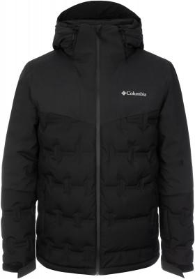 Куртка пуховая мужская Columbia Wild Card, размер 48-50