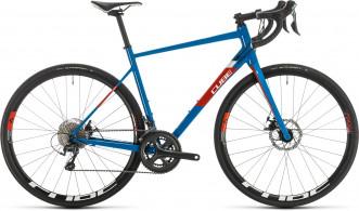 Велосипед шоссейный CUBE Attain Race