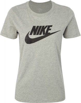 Футболка женская Nike Sportswear, размер 46-48Футболки<br>Лаконичная футболка в фирменном стиле nike станет отличным завершением образа. Натуральные материалы натуральный хлопок гарантирует комфорт и воздухообмен.