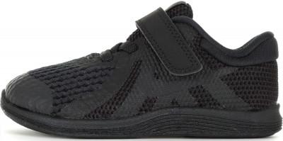 Кроссовки для мальчиков Nike Revolution 4, размер 24Кроссовки <br>Кроссовки для мальчиков до трех лет nike revolution 4 позволяют бегать в свое удовольствие столько, сколько хочется. Модель рассчитана на нейтральную пронацию стопы.