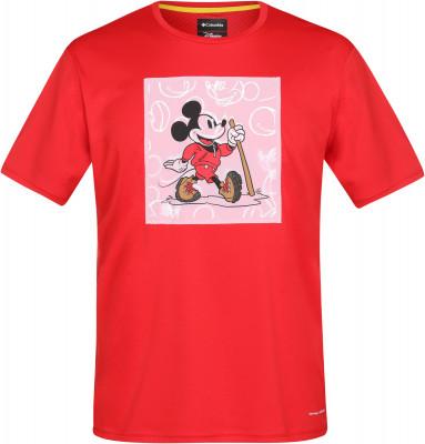 Футболка Columbia Disney - Zero Rules, размер 50-52